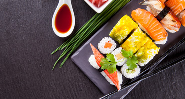avoid sushi when you are pregnant