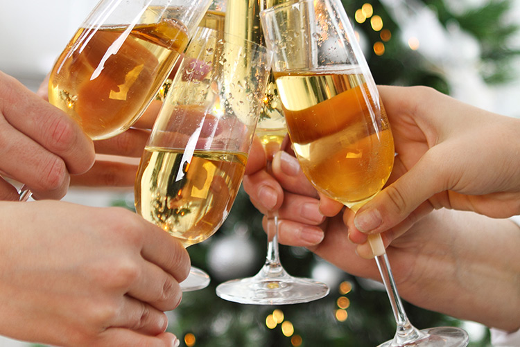 drinking budget during the festive season