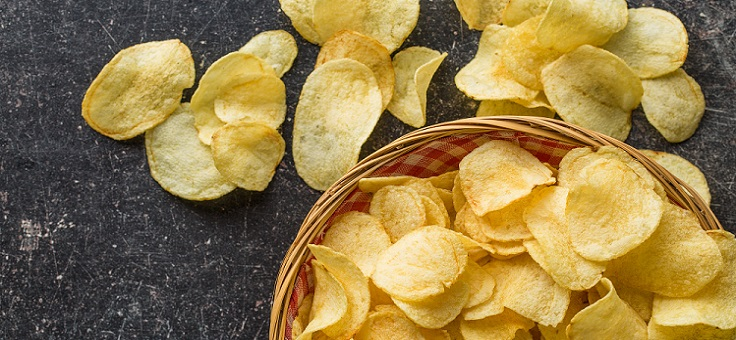 Potato Crisps Possibly Containing MSG